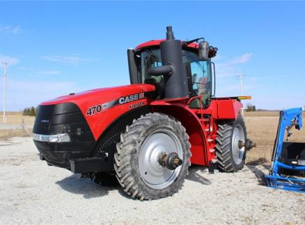 2019 CASE IH STEIGER 470 HD 62184