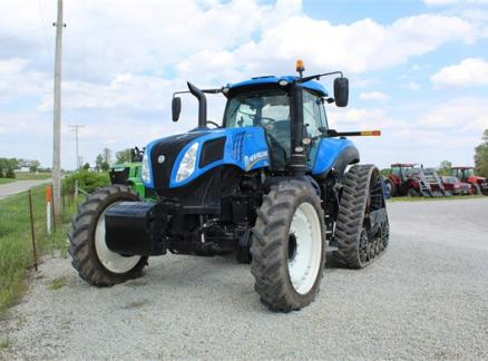 2015 NEW HOLLAND T8.410 62707