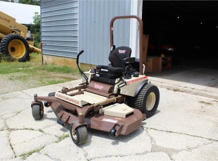 GRASSHOPPER 333G5 EFI 62857