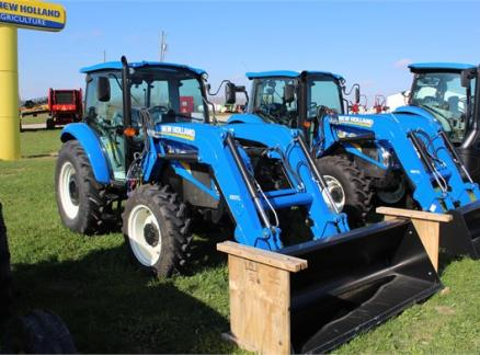 NEW HOLLAND POWERSTAR 75 63107