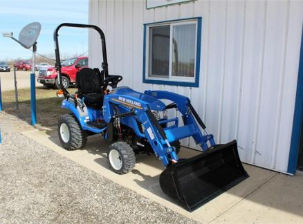 2020 NEW HOLLAND WORKMASTER 25S 63185