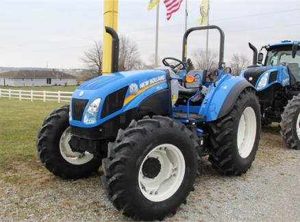 NEW HOLLAND T5.120 63353