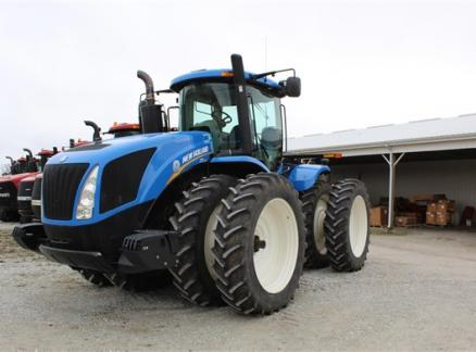 2011 NEW HOLLAND T9.390 63703