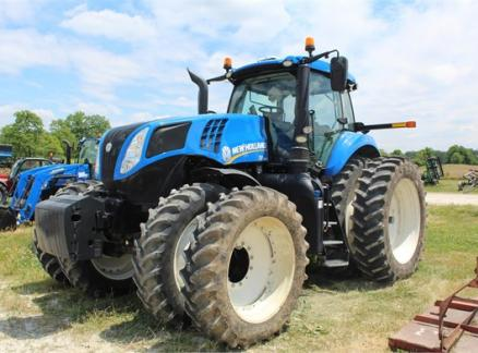 2015 NEW HOLLAND T8.380 63828