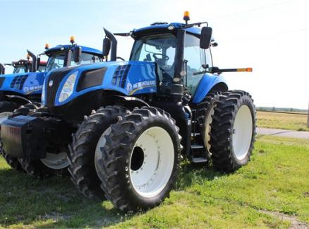 2015 NEW HOLLAND T8.410 63833