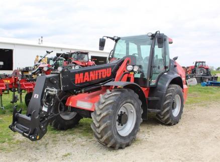 2020 MANITOU MLA-T533-145V+ 64176