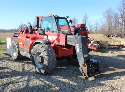 2012 MANITOU MLT845-120 64275