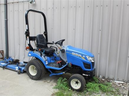 2018 NEW HOLLAND WORKMASTER 25S 64906