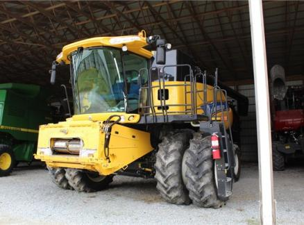 2012 NEW HOLLAND CR7090 65061