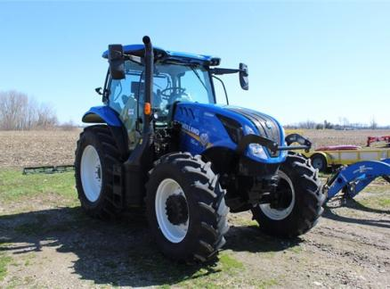 2021 NEW HOLLAND T6.175 65580