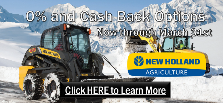 New Holland Sales