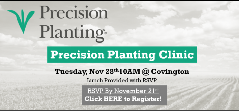 Precision Planting Clinic