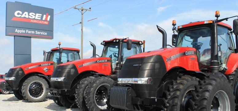 Case IH Farm Equipment
