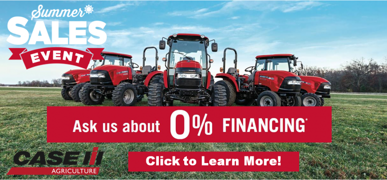 Case IH Summer Sales Event
