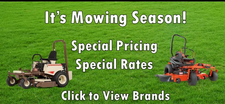 Mower Specials