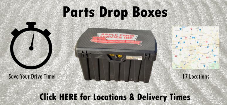 Parts Drop Boxes