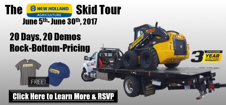 Skid Steer Tour