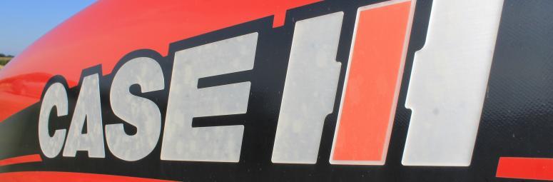 Case IH Tractor Logo