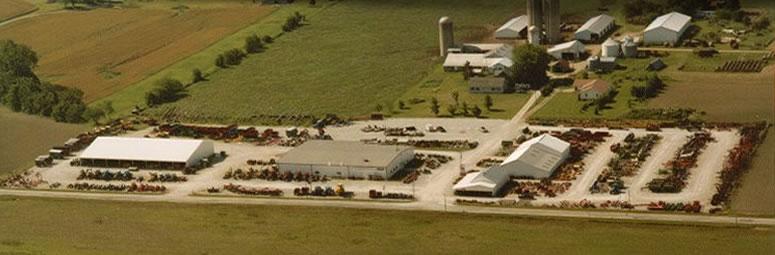 History of Apple Farm Service