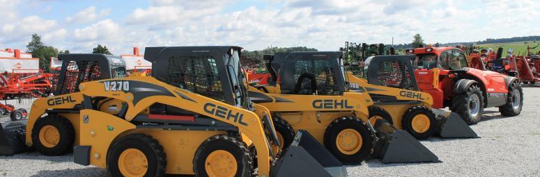 Gehl Tractors