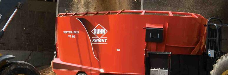 Kuhn Knight Mixer