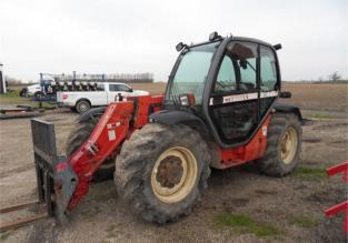 2003 MANITOU MLT633LST 55053