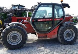 2005 MANITOU MLT741-120LSU TURBO 55497