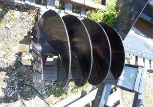 Auger (Posthole) NEW HOLLAND 24 BIT 58150