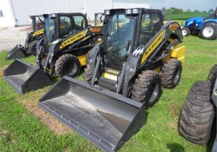 2017 NEW HOLLAND L228 59322