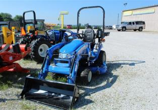 2018 NEW HOLLAND WORKMASTER 25S 60746