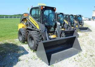 2018 NEW HOLLAND L228 60786