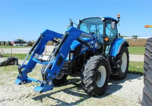2015 NEW HOLLAND T5.105 61190