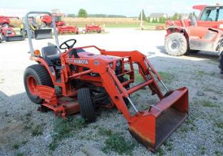 2006 KUBOTA B7500 61337