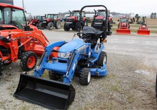 2019 NEW HOLLAND WORKMASTER 25S 61797
