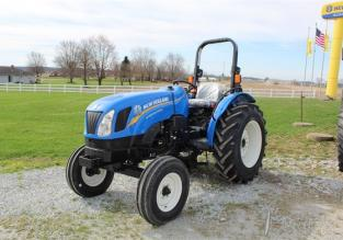 2019 NEW HOLLAND WORKMASTER 60 62043