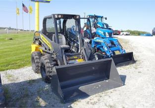 2019 NEW HOLLAND L220 62061