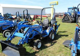 2020 NEW HOLLAND WORKMASTER 25 62481