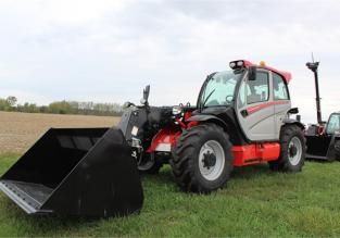 2019 MANITOU MLT840-145 PS 62498