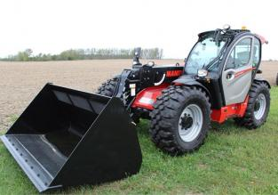 2019 MANITOU MLT737-130PS 62500