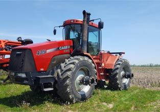2010 CASE IH STEIGER 435 HD 62557