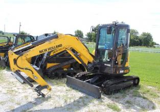2019 NEW HOLLAND E37C 62665