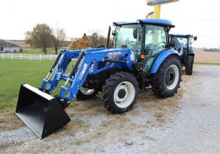 2019 NEW HOLLAND WORKMASTER 75 62681