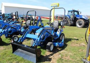2020 NEW HOLLAND WORKMASTER 25S 63184