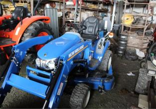 2020 NEW HOLLAND WORKMASTER 25S 63389