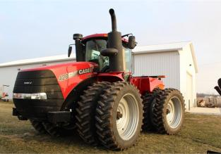 2020 CASE IH STEIGER 420 HD 63521