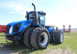 2013 NEW HOLLAND T9.600 63909