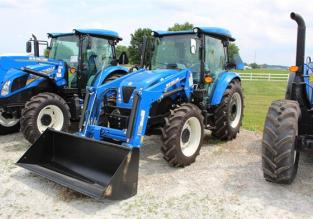 2020 NEW HOLLAND WORKMASTER 65 64243