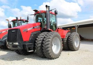 2011 CASE IH STEIGER 385 HD 64506