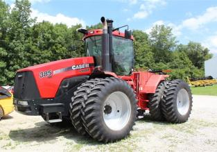 2010 CASE IH STEIGER 385 HD 64507