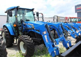 2020 NEW HOLLAND WORKMASTER 55 64640